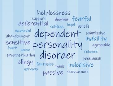 Dependent PD. Strach przed samotnością i samodzielnością