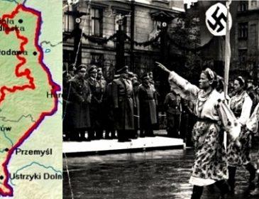 LUDOBÓJSTWO DOKONANE PRZEZ UKRAIŃSKICH ZBRODNIARZY NA POLAKACH W LATACH 1939-1947