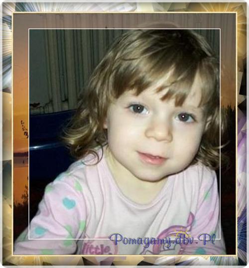 Emilia Ludyk liczy na Naszą pomoc – pomagamy dbv pl
