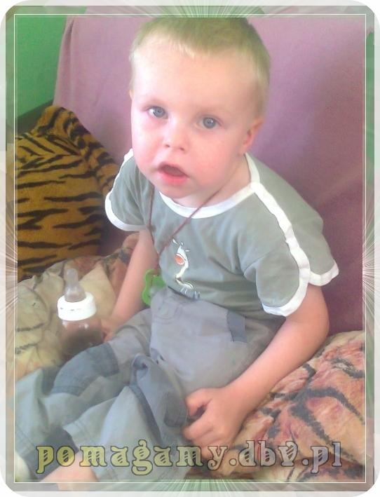 Pomóżmy Karolowi postawić pierwsze kroki – pomagamy dbv pl