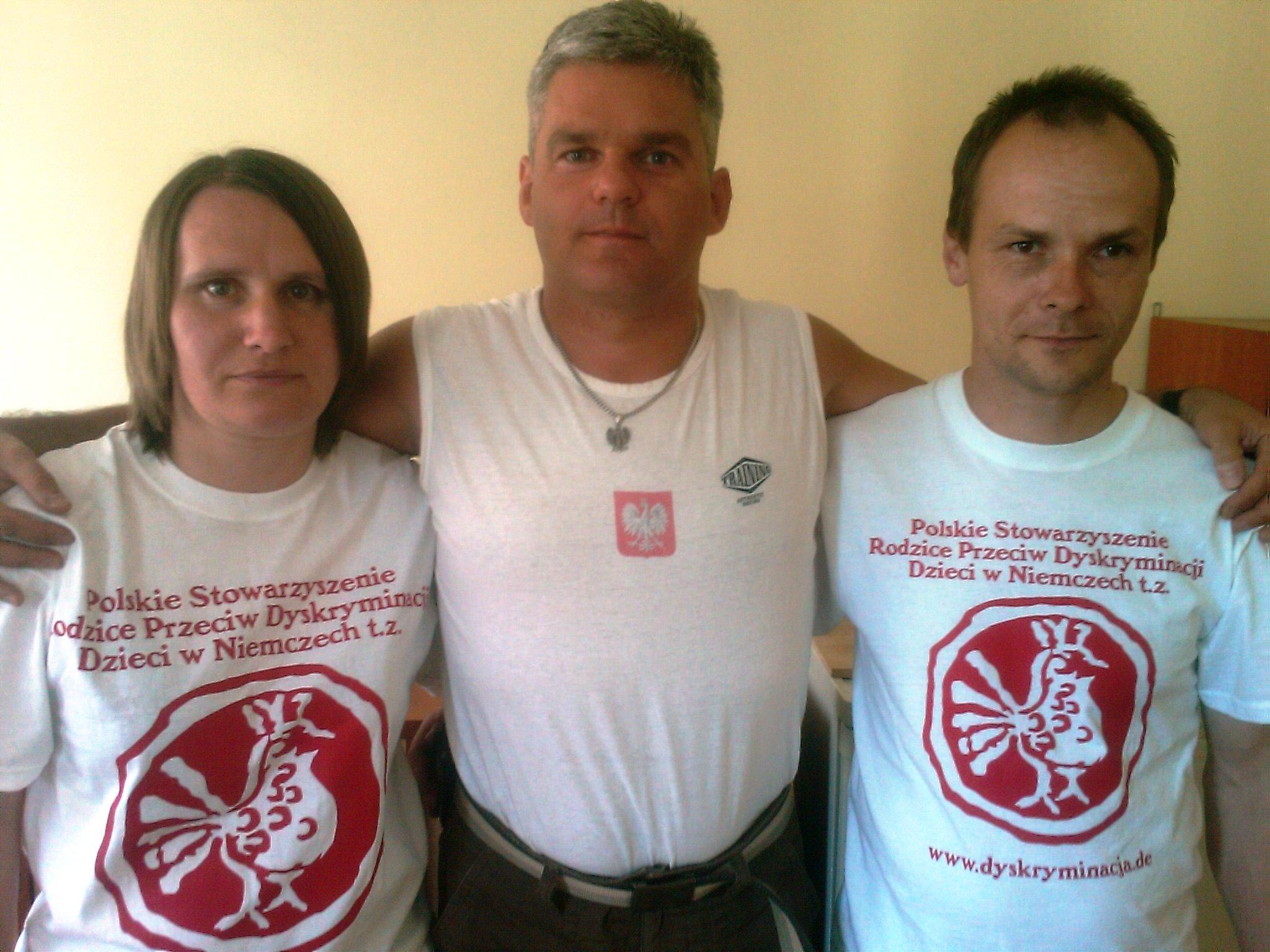 Wojciech Pomorski odwołał się od wyroku Jugendamtu