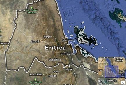 Erytrea – izraelskie bazy wojskowe