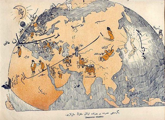 SWIATOWY POWROT GEOPOLITYKI