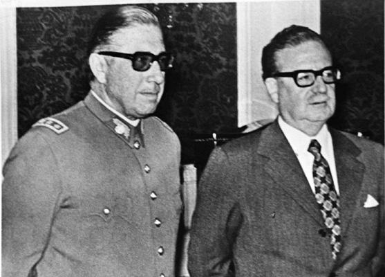 Pinochet, tajna policja DINA i Operacja Condor