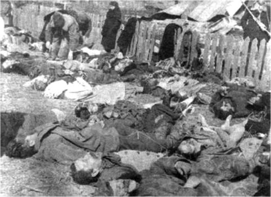 Wspomnienia z Wołynia 1939–44 i ukraińskie zbrodnie na Wołyniu