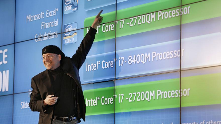 Dlaczego następny dyrektor Intel może być z Izraela