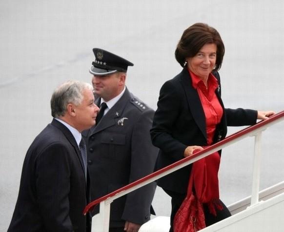 Wrocław upamiętni Marię i Lecha Kaczyńskich.