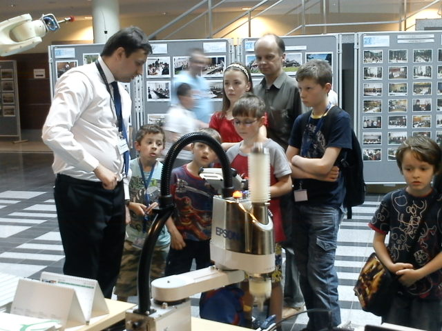 Największe w Polsce zawody robotów