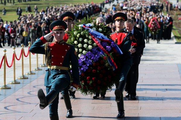9 maja-Dzień Zwycięstwa … nad Polską !
