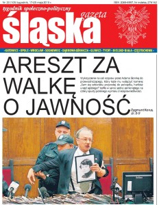 066-okladka gazety-slaskiej
