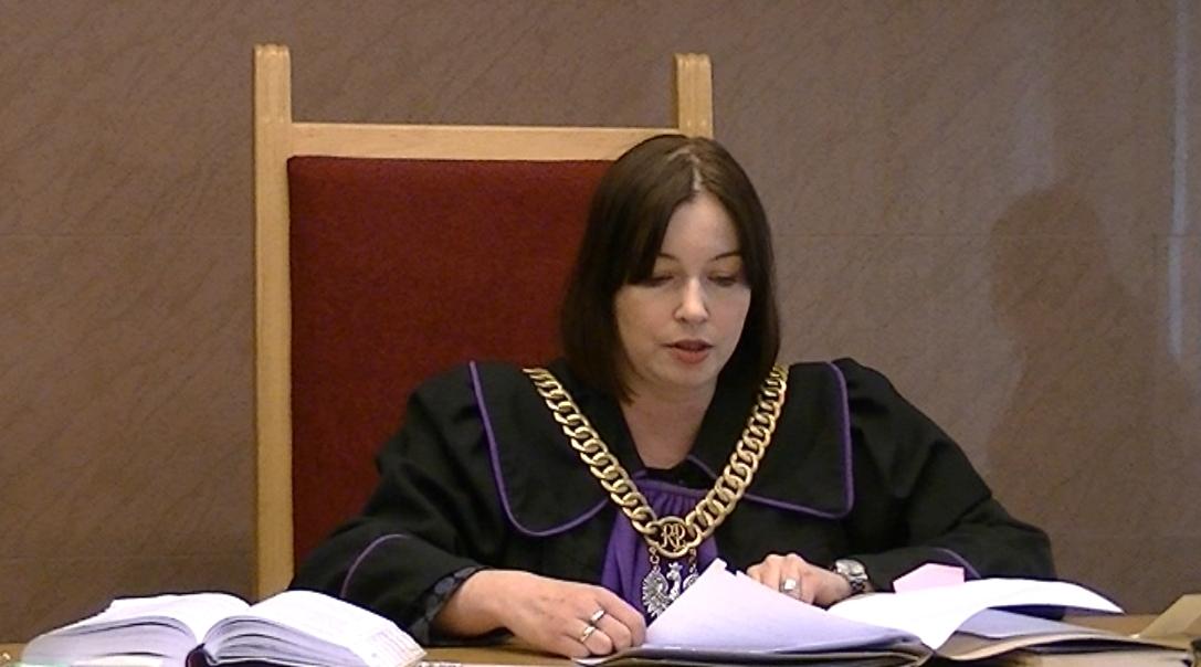 WOLNY CZYN: Jak sędzia utajniając proces przestępstwa wcale nie popełnia