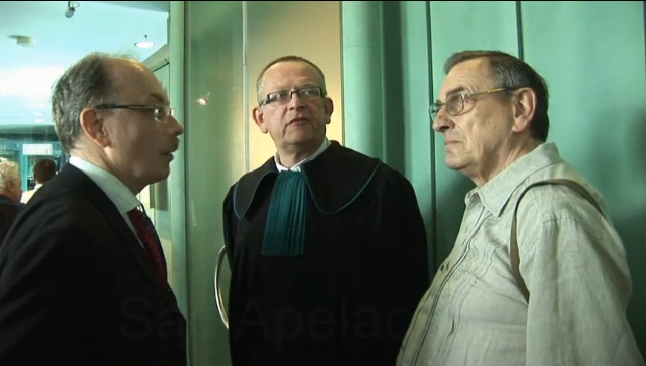 WOLNY CZYN: Adam Słomka w Sądzie Apelacyjnym w Warszawie