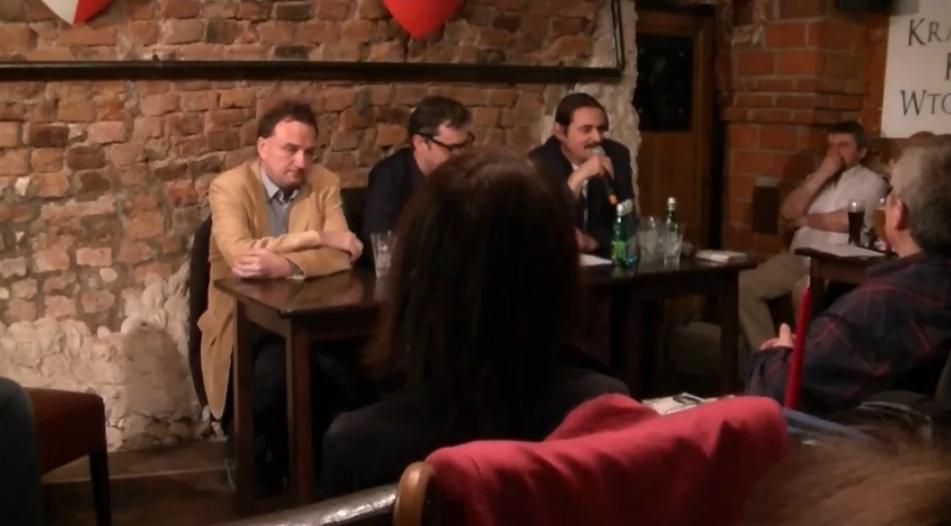 WOLNY CZYN: Kraków Klub Wtorkowy – przyjaciele wspominają S. Skrzypka