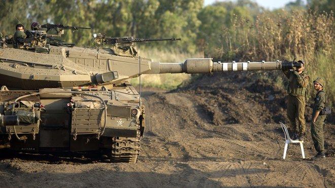 Ryzyko izraelskiej interwencji w Syrii