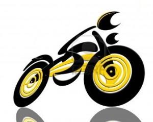 7138531-rowerzysta-catch-the-sun-abstract-sporta-w-ekstremalnych-pra--dkoa--ci-rowerzysta-wya--cigi-z-sa--oa