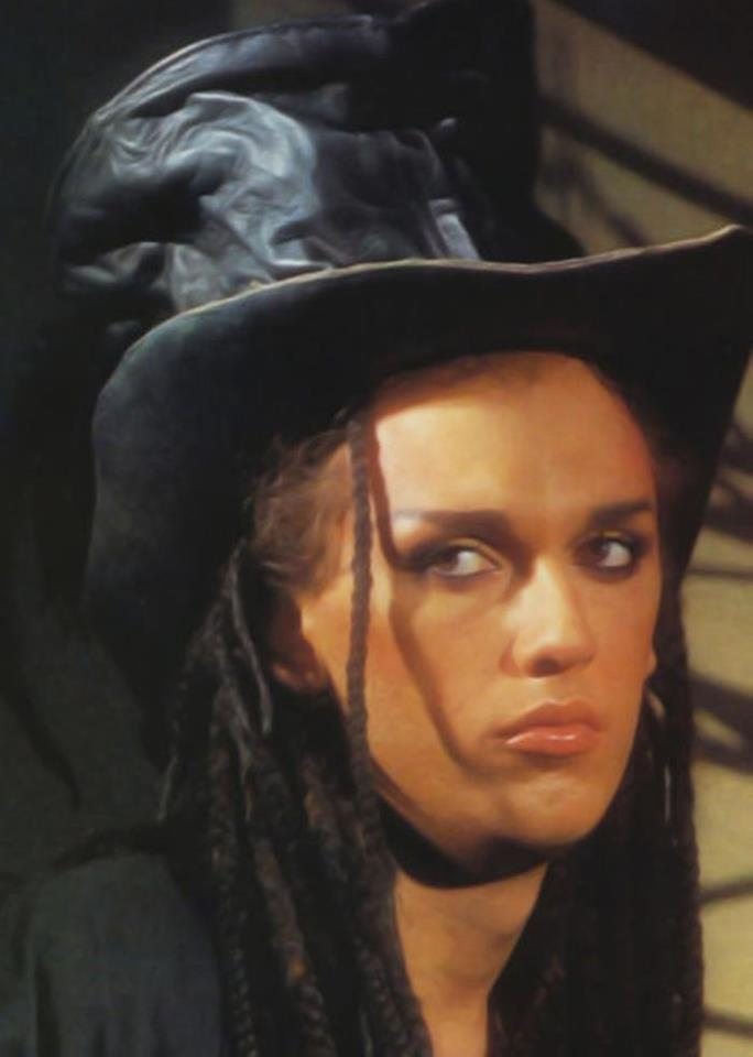 Pete Burns Young