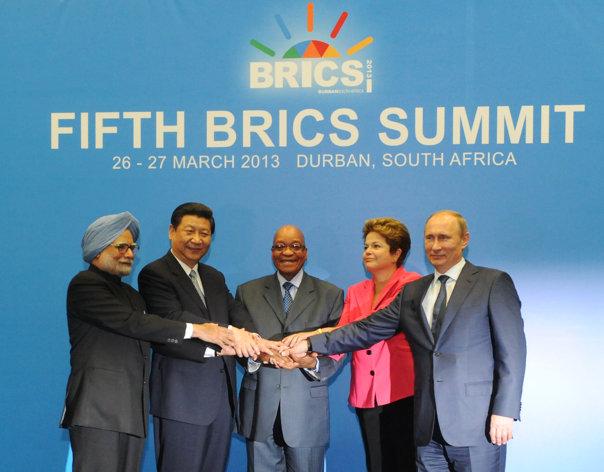 Strategia BRICS – Rosjanie rozbieraja system dolara