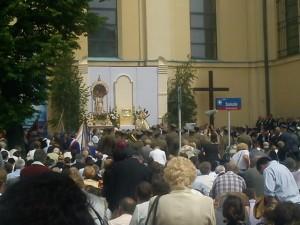 Boże Ciało w Rzeszowie-30.05.2013