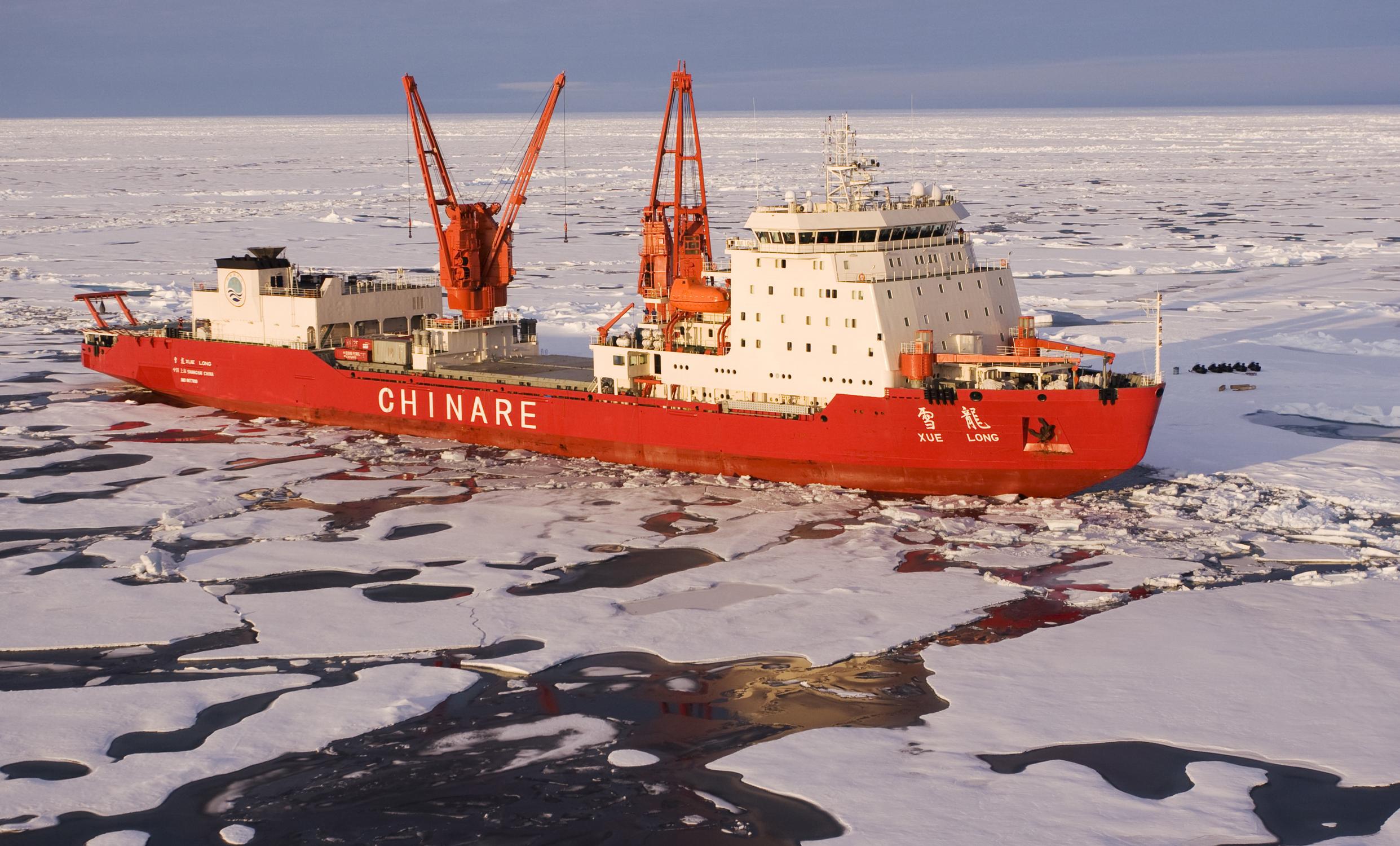 Wzrost znaczenia ekonomicznego Arktyki