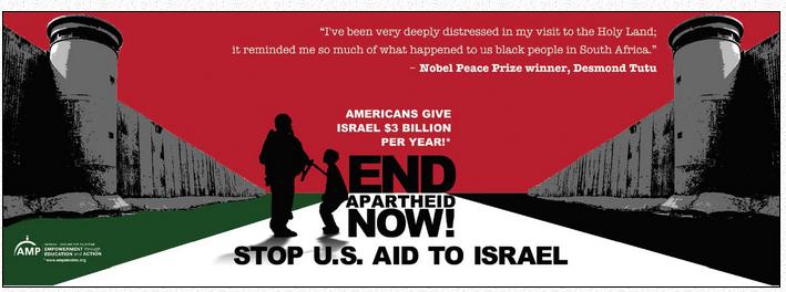 Biala goraczka zydowskiej ADL w San Francisco – anty-izraelskie napisy w autobusach