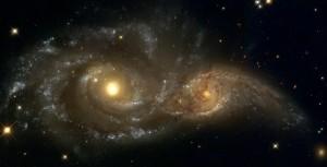 NGC2207+IC2163