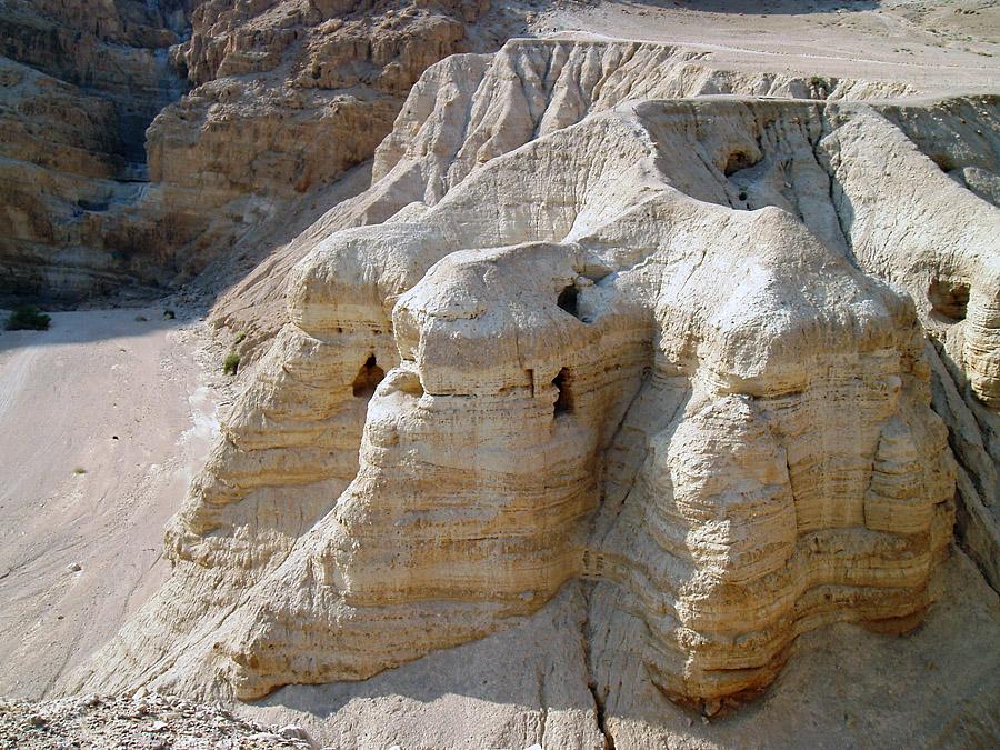 """""""Jam jest Gabriel"""" – Kamienny """"zwój"""" o tej nazwie wystawiony w Muzeum Izraela"""