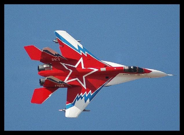 Mikojan spodziewa sie zamowien na MiG-35