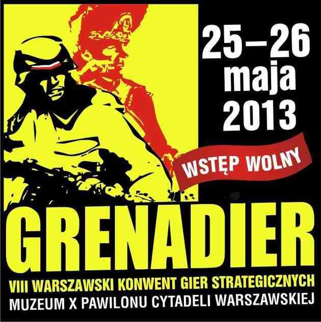 Konwent gier strategicznych Grenadier 2013