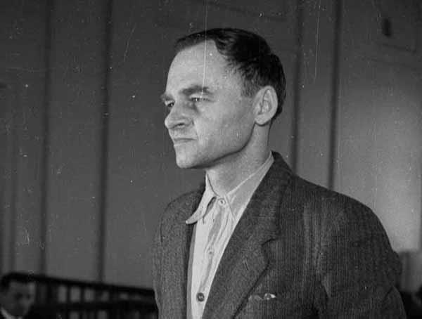 Wykład doktora Krzysztofa Trackiego o rotmistrzu Witoldzie Pileckim w 65-tą rocznicę zamordowania.