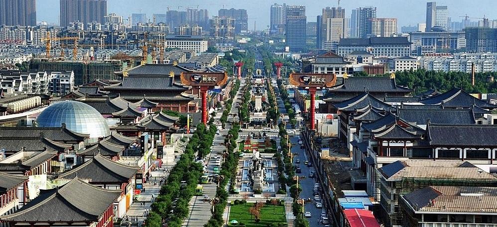 Polityka wschodnia: Chiny