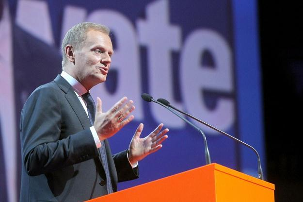 Donald Tusk: Nikt Wam tyle nie da, co ja obiecam