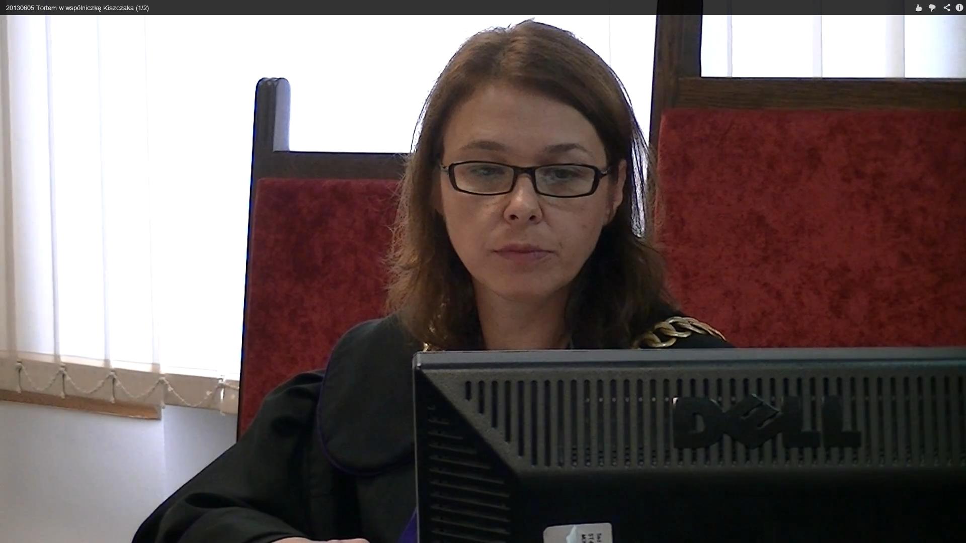 WOLNY CZYN (własny film): Tortem w wspólniczkę Kiszczaka