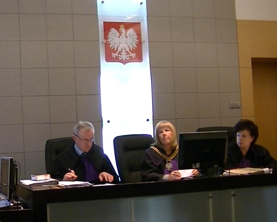 WOLNY CZYN: Wolność prasy, Żołnierze Niezłomni przed sądem w Katowicach