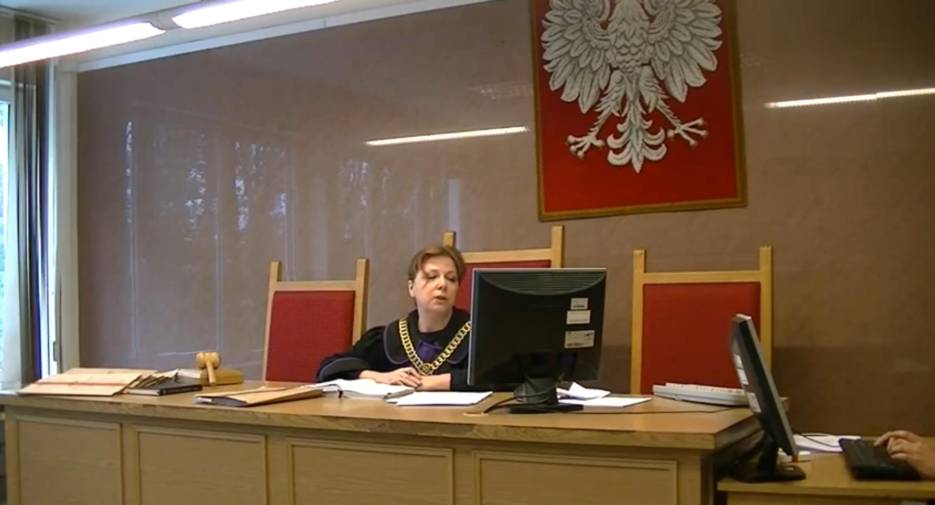 WOLNY CZYN: Proces w obronie honoru Polski (reportaż Z. Stanowskiego)