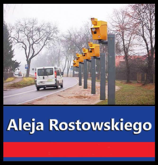 Aleja Rostkowskiego