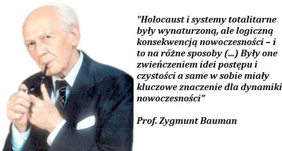 Gdyby Zygmunt Bauman był gruppenführerem …