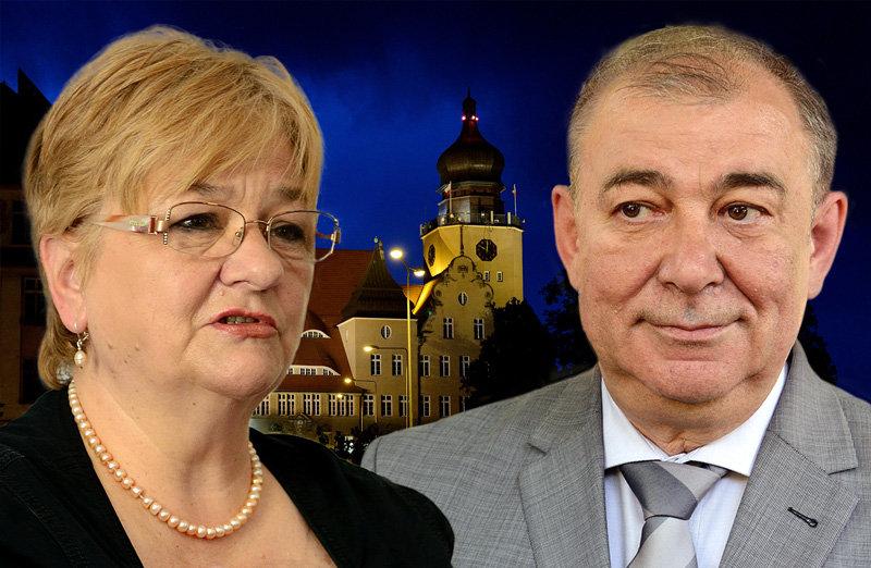 Wybory w Elblągu. Komunikat Ministerstwa Prawdy.