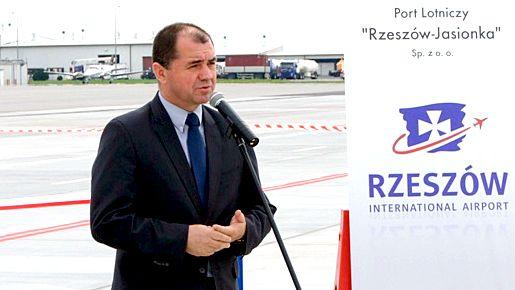 Rynasiewicz nowym wiceministrem transportu