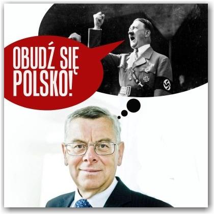 Kaczyński jak Hindenburg – prezydent Rzeszy