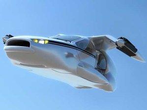 TERRAFUGIA – latający samochód