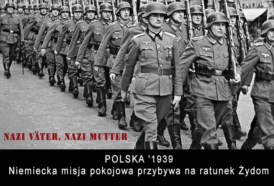 """Przepraszam Żydów za Polaków, którzy ich ratowali – czyli: """"Unsere Mütter, unsere Väter"""" i kolejna odsłona walki z """"polskim antysemityzmem"""""""