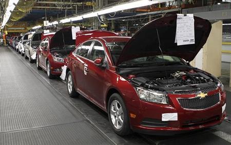 Chevrolet Cruze od 2014r budowany w Polsce?