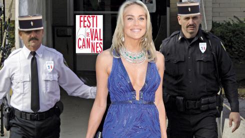 Sharon Stone podejrzana o kradzież w Cannes biżuterii za 1,4 mln.$ ?