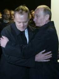 Dziwka Putina Podstawy godnościowe premiera Tuska