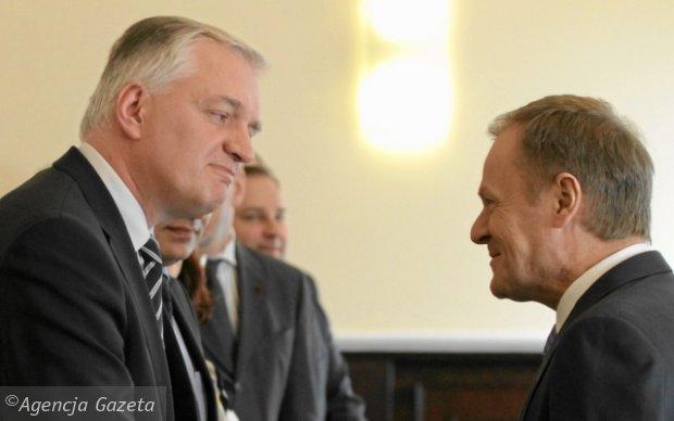 Gowin nowym Gierkiem Polskiej Zjednoczonej Platformy