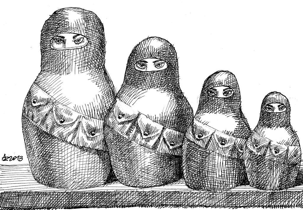 Pomiędzy młotem a kowadłem, czyli Islam, Zachód i Polska