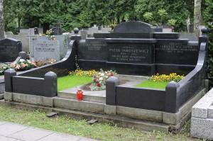 Piotr_Jaroszewicz_grave