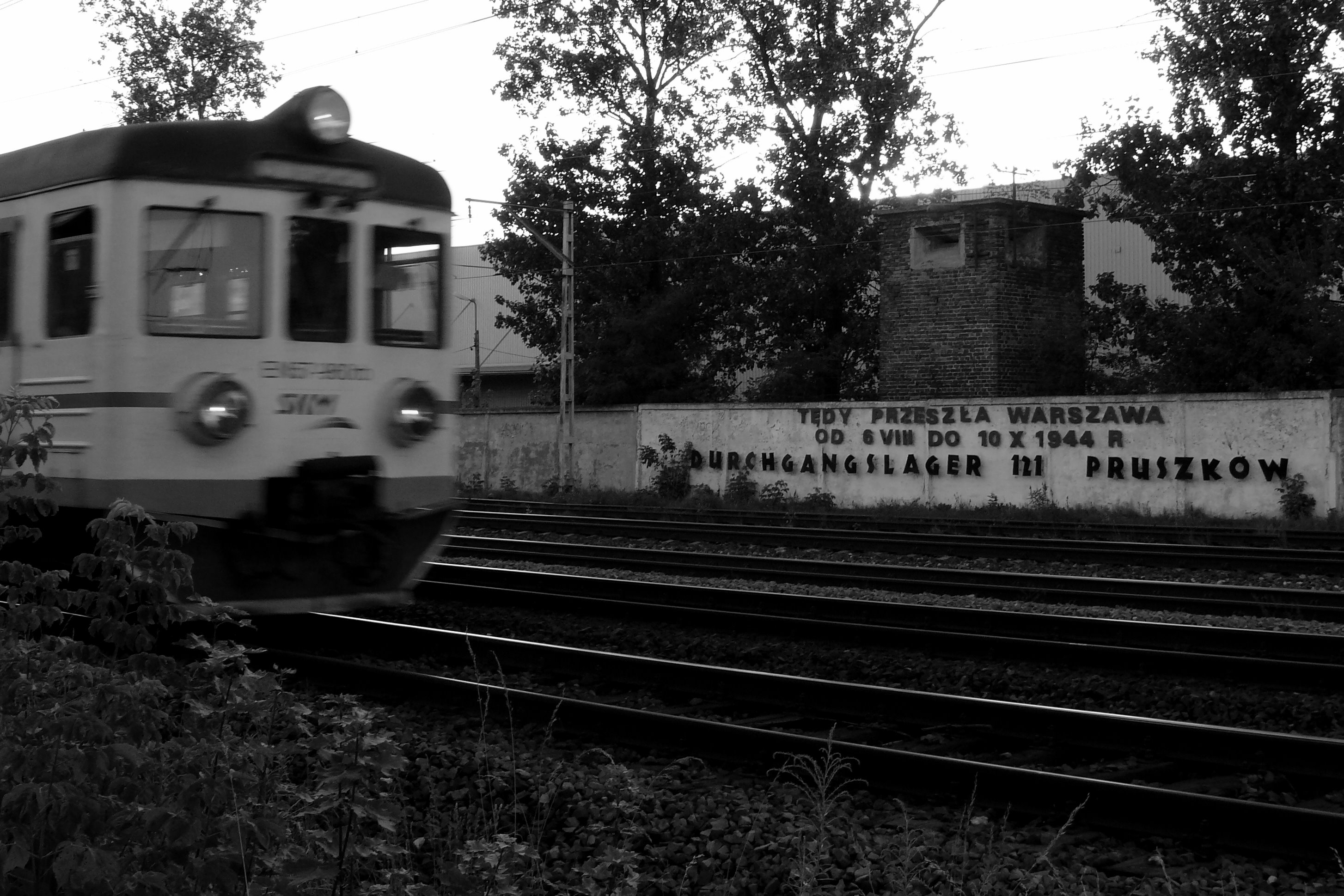 Tędy Przeszła Warszawa