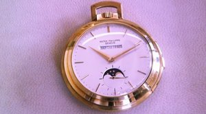 Jak powstaje PATEK, zegarek za pół miliona $ .
