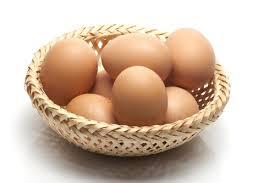 Powitanie z jajem!